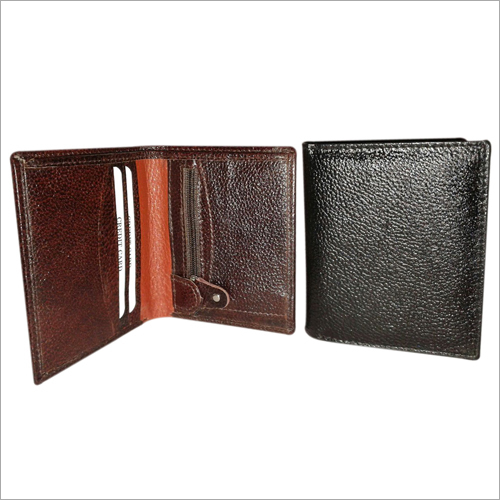 Pocket Leather Card Holder