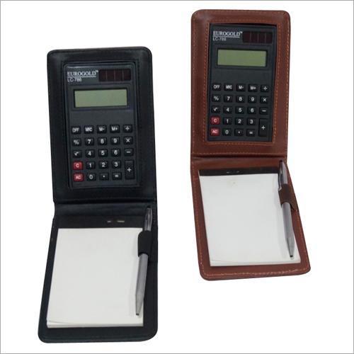 Pocket Calculator Diary