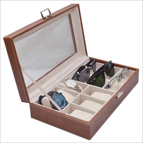 Watch Case cum Specticle case