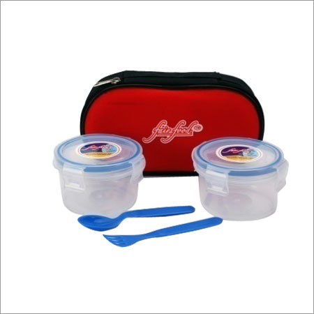 250 Ml Air Tight & Leak Proof With Case Lunch Box