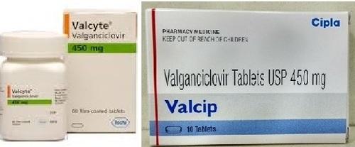 VALCYTE-VALCIP