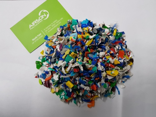 RECYCLED PP FLAKES