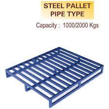 STEEL PALLET PIPE TYPE