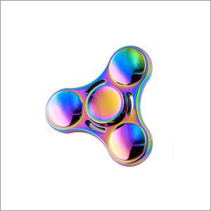 Crystal Ball Rainbow Spinner