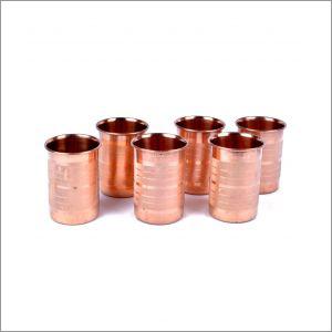 Divine Copper Pure Copper Glass Set