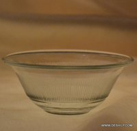 GLASS SILVER BOWL, GLASS FOOTED BOWL,CLASSIC BOWL,HEART SHAPE BOWL, FROSTE