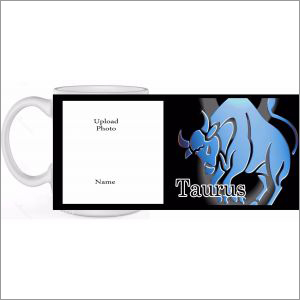 Customize Taurus Mug