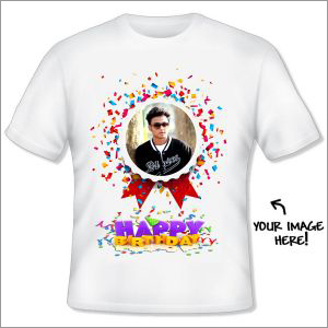 Personalize T-Shirt