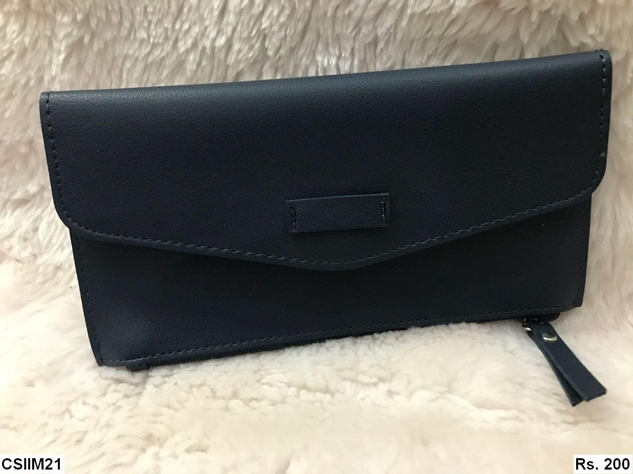 Woman's PU Wallet