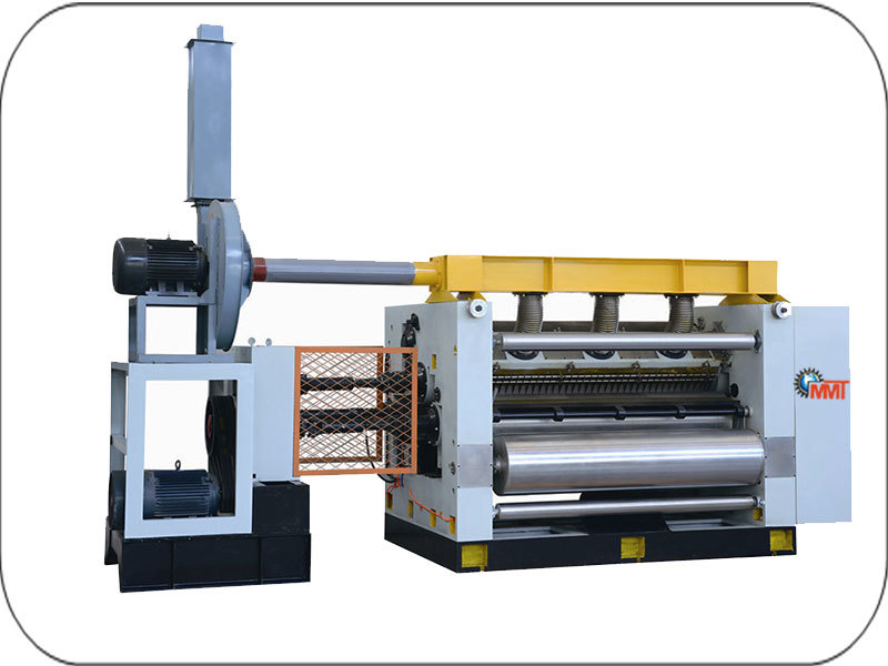 Fingerless Paper Corrugation Machines