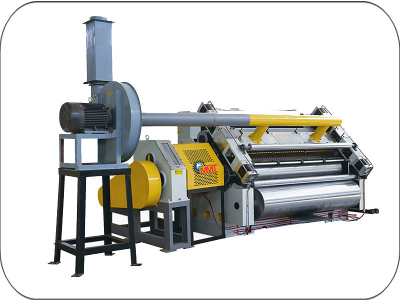 Fingerless Paper Corrugation Machines