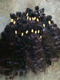RAW BULK CURLY HUMAN HAIR
