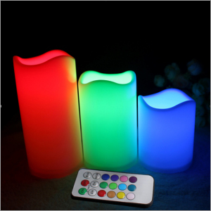 Remote Led Candle