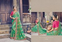 Fancy Silk Designer Saree Online
