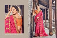 Heavy Work Silk Saree Supplier