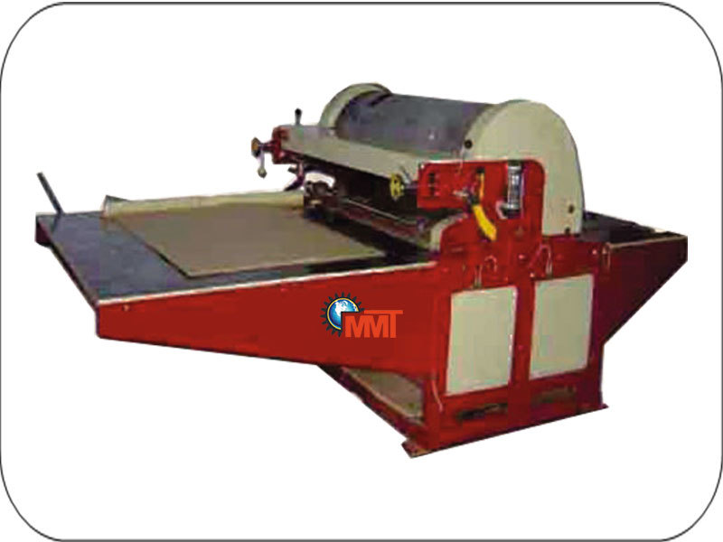 Corrugated Box Creasing Machine