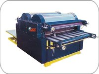 Single Colour Flexo Printer Machine