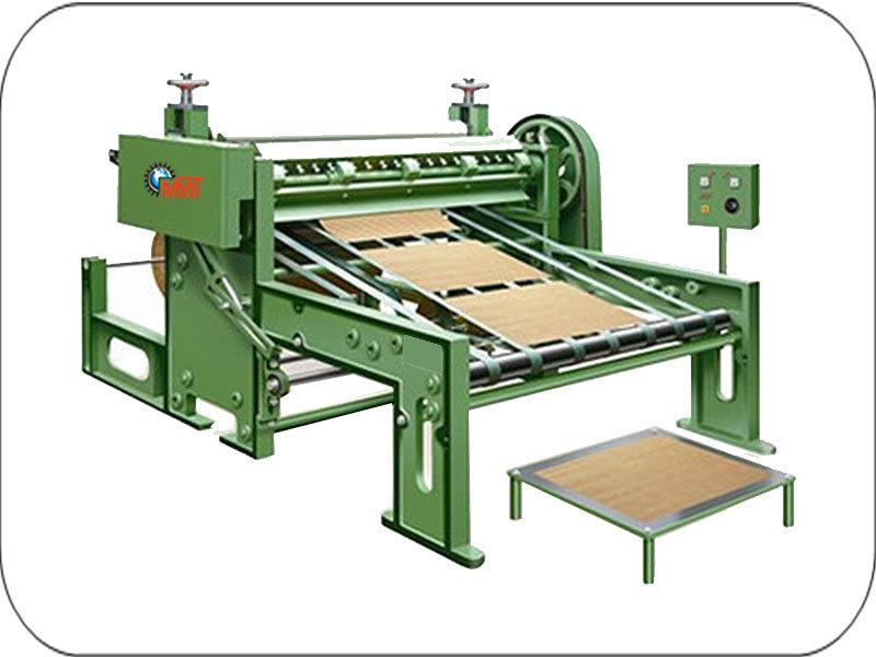 High Speed Rotary Reel To Sheet Cutting Machine
