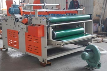 Board To Board Pasting Machine