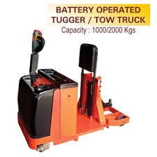 Battery Operated Tugger Certifications: Iso 9001:2008