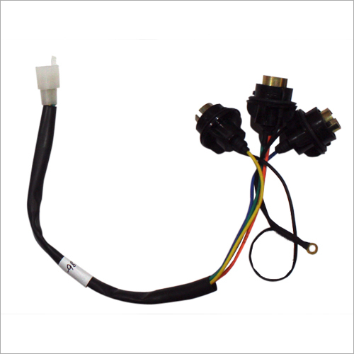 Rear Left Driver Tail Light Wiring Harness