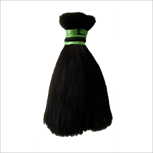 12 Inch Double Drawn Human Hair