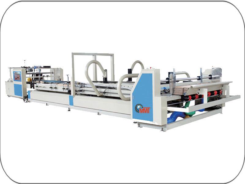 Liner Pasting Machine