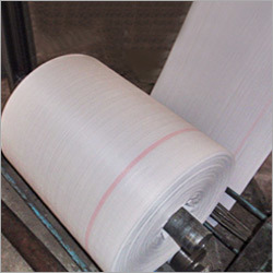 Unlaminated PP-HDPE Woven Fabric