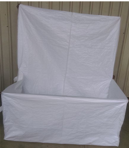 HDPE PP Box type bag
