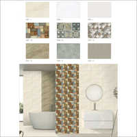 Bathroom 3d Wall Tiles