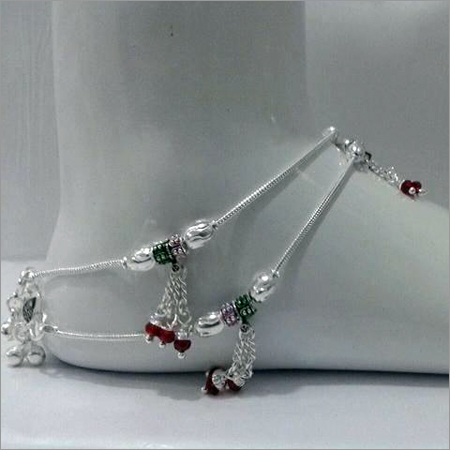VS Anklets Imitation Jewellery