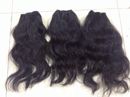 WAVY NATURAL HAIR