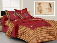 Patch Work Bedsheet