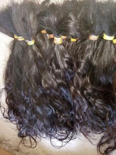 NATURAL RAW HAIR