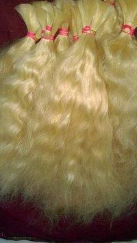 BLONDE NATURAL HAIR