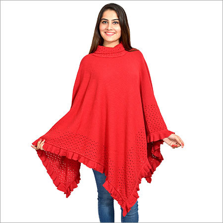 Ladies Woolen Sharag PH-CT-RD-10001-002