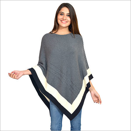 Poncho V shape PH-CT-GR-10001-002