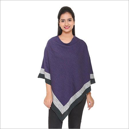 Woolen Long Poncho ph-ac-pu-100015 (2)