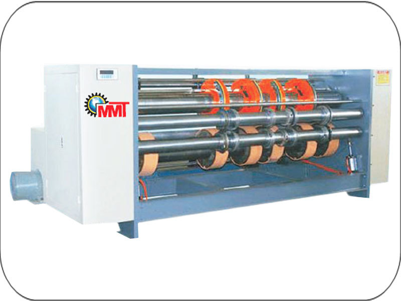 Chain Feed Single Col Flexo Printer Rotary Die Cutter Machine 2