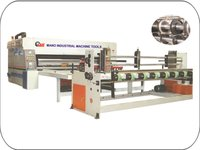 Chain Feed Single Col Flexo Printer Rotary Die Cutter Machine 2