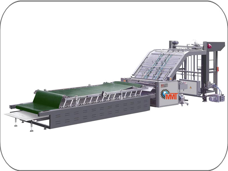 Carton Pasting Machine