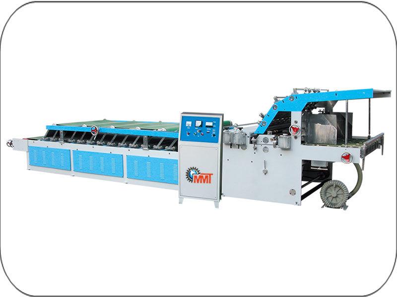 Semi Auto Flap Pasting Machine
