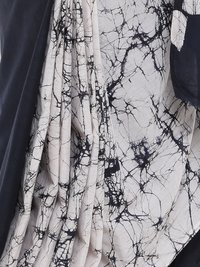 Batik Print Cotton Saree