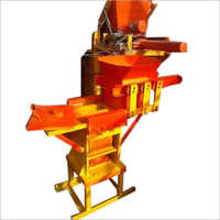 Industrial Cement Brick Making Machine