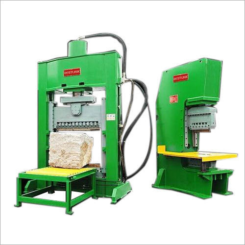 Automatic Hydraulic Stone Splitting Machine