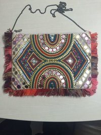 Handmade Banjara Shoulder Clutch Bag