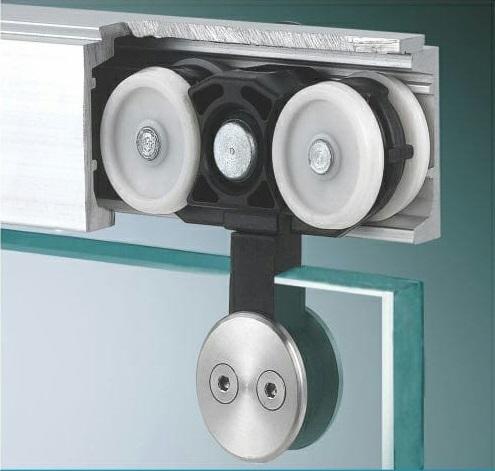 Glass Sliding System Fitting