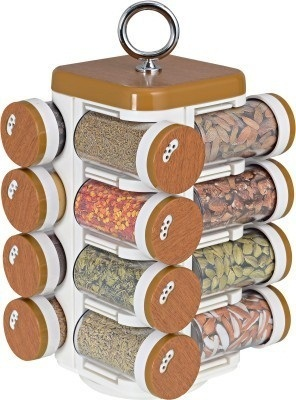 16 Jar Spice Container