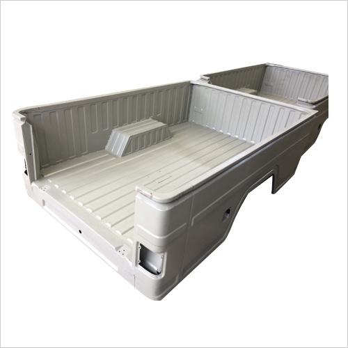 Pickup Rear Tray