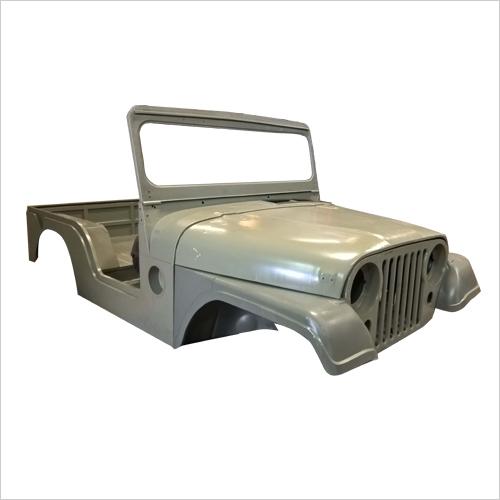 Body Tub Kaiser M38, M38A1